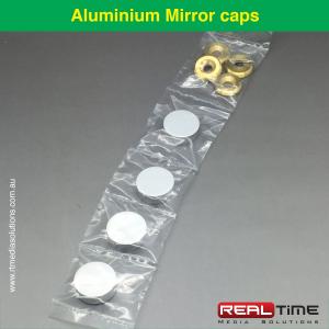 Aluminium Mirror caps-2