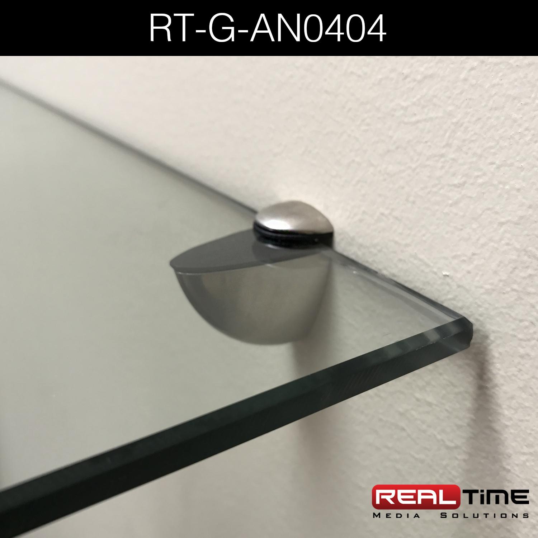39mm Adjustable Shelf Bracket Wall Mount To Hold 5 10mm Glass