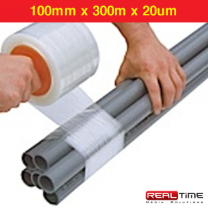 Clear Bundling Film-1
